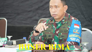 """Latihan Posko I Korem 162/WB  """"Gelombang Sakti 20"""" Resmi Di Tutup"""""""