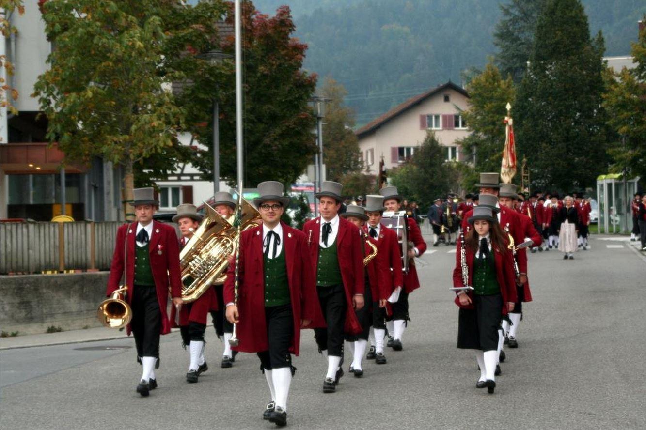 Trachtn- und Lederhosnparty Hörbranz am 02.10.2015