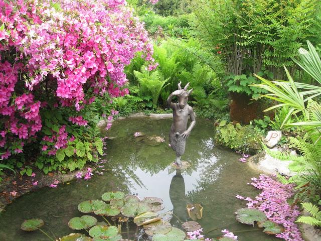 Garden at Gardonne Riveria