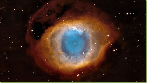 eye of god Helix Nebula