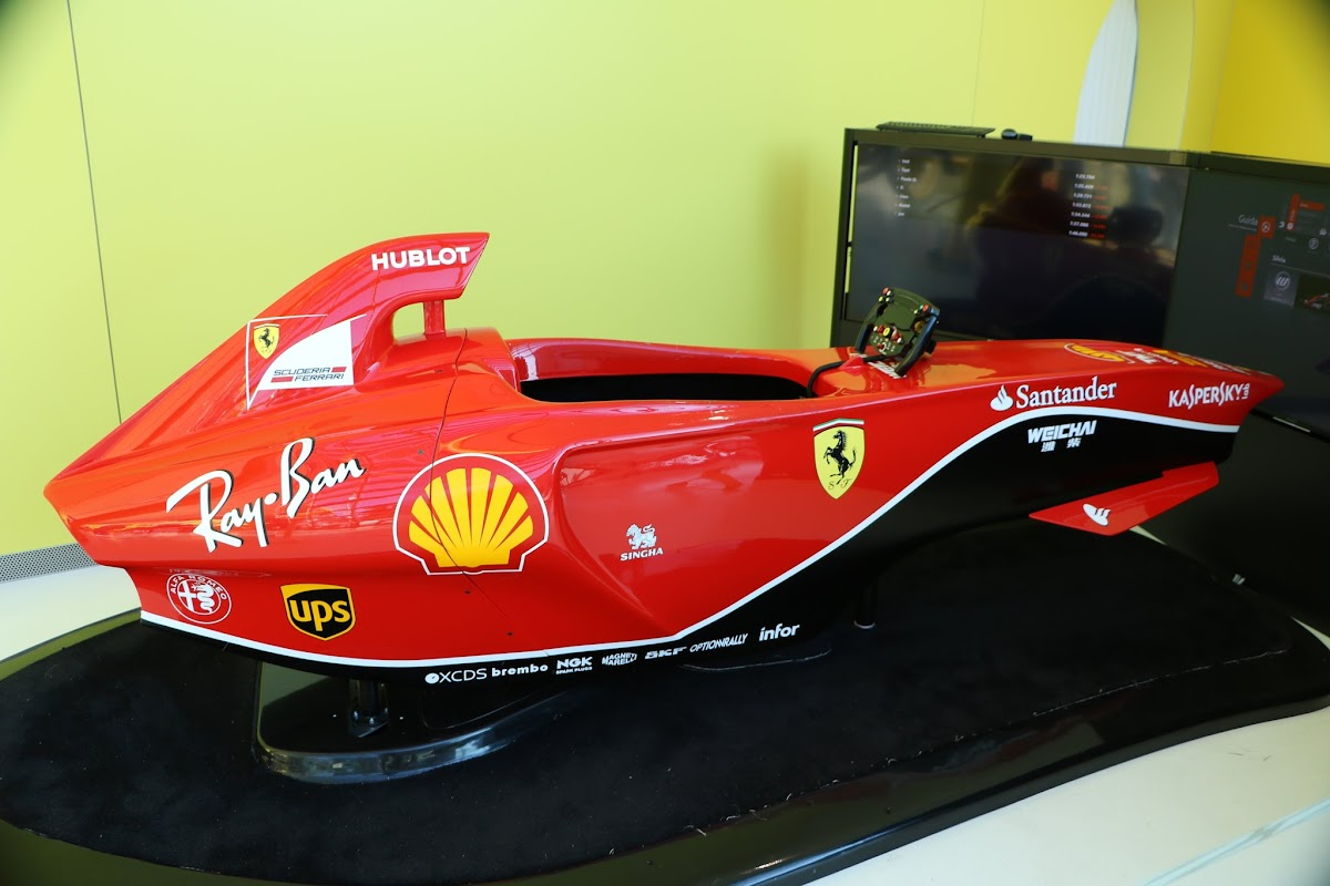 Modena - Enzo Museum 0003 - F1 Simulator.jpg