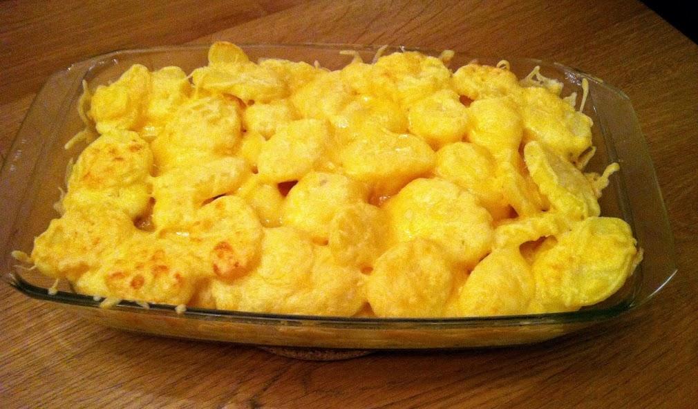 Aardappelgratin 1