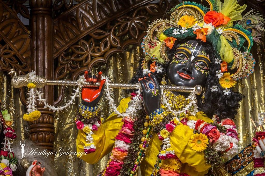 ISKCON Mayapur Deity Darshan 18 Jan 2017 (12)
