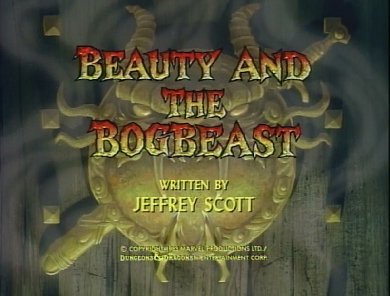 Beauty and the Bogbeast title card