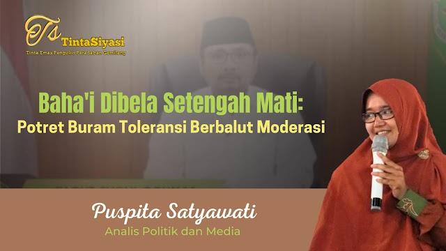 Baha'i Dibela Setengah Mati: Potret Buram Toleransi Berbalut Moderasi