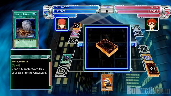 Thử nghiệm Yugi Oh 5DS phiên bản PS 3 - Ảnh 9