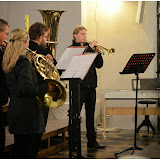 Pocta sv. Cecílii - koncert v klášterním kostele