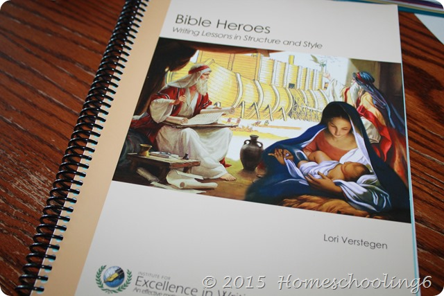 Bible Heroes from IEW