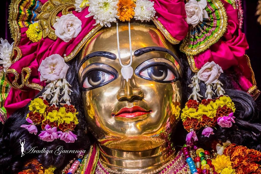 ISKCON Mayapur Deity Darshan 11 Jan 2017 (49)