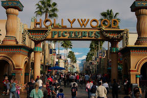 Hollywood Pictures Backlot in Disney's California Adventure