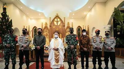 Danrem 061/SK Bogor Gelar Patroli Gabungan Pengamanan Nataru