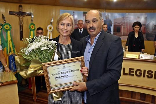 Paulo Sérgio Barros - Vânia Seeger