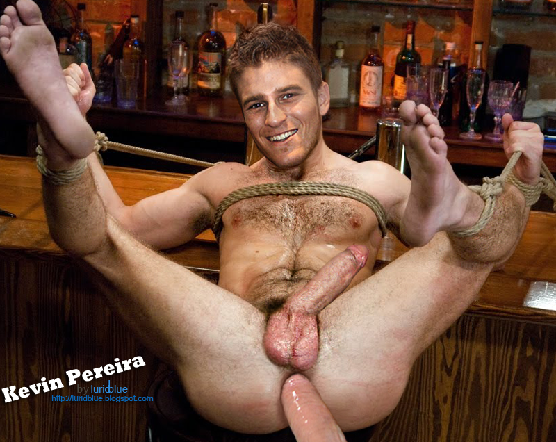 Kevin pereira is gay