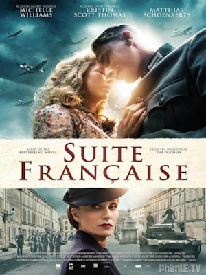 Phim Tình Yêu Thời Chiến - Suite Française (2015)