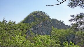 구병산 (충북알프스1구간) : 2016-05-07