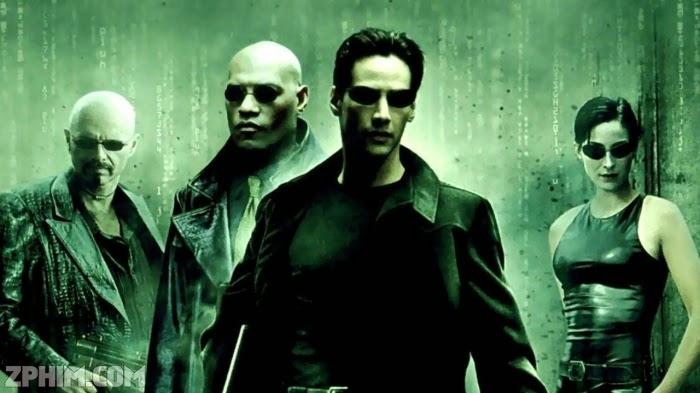 Ảnh trong phim Ma Trận - The Matrix 1
