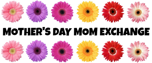 mothers day mom exchange banner
