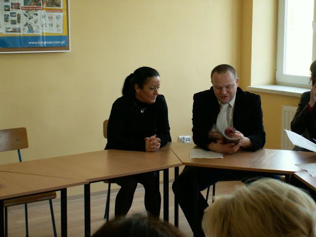 Pierwszy egzamin gimnazjalny w ZS nr 2 w Dukli 2011 - PICT1308_1.JPG