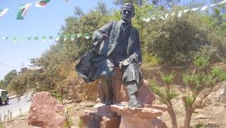 Une statue à l'effigie de Mouloud Mammeri : «La capuche de l'abondance» dévoilée à Ath Yenni