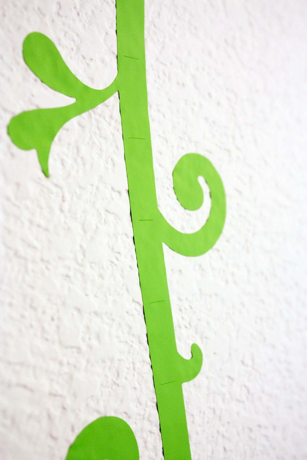 Flower Stem Template To the flower stem to mark