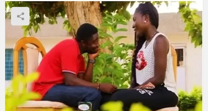 Lovers who saved N4.5million in 5 years spend it all on their wedding ceremony