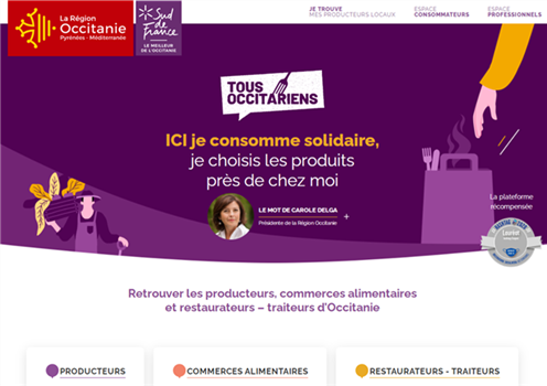 e-commerce local solidaire