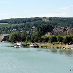 La Marne et le Monument américain de Château-Thierry (Cote 204)