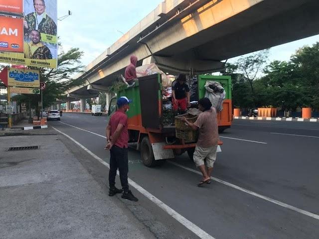 Pemkot Makassar Fokuskan Kecamatan Tangani Sampah Kian Menumpuk