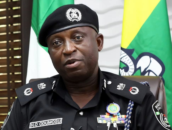 Baba Ijesha: Lagos CP Odumosu Replies Yomi Fabiyi, Others