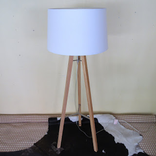Luminiare Tripod Lamp