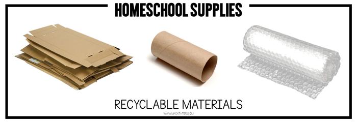 Tot School Supplies