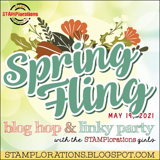 Stamplorations Spring Fling