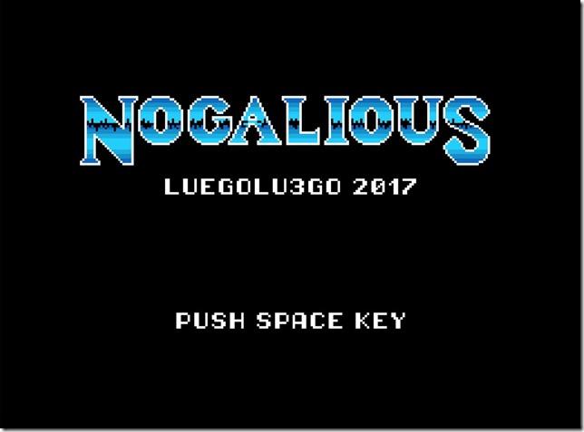 Nogalious MSX