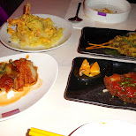 tapas dishes at umami in Den Haag, Zuid Holland, Netherlands