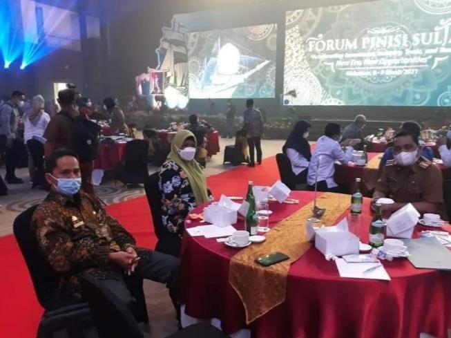 Pemprov Sulsel Gelar Forum Pinisi Sultan Dihadiri 3 Instansi Kabupaten Soppeng
