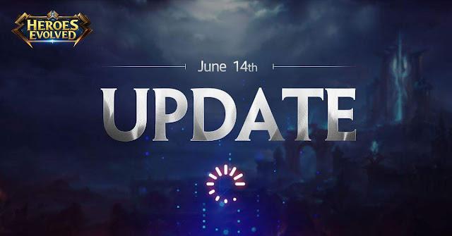 Heroes Evolved 14 Haziran Güncellemesi Neler Değişti?