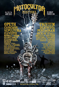 Motocultor Open Air Festival 2015