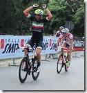 Agostini Gianmarco batte Bonaldo Gianni
