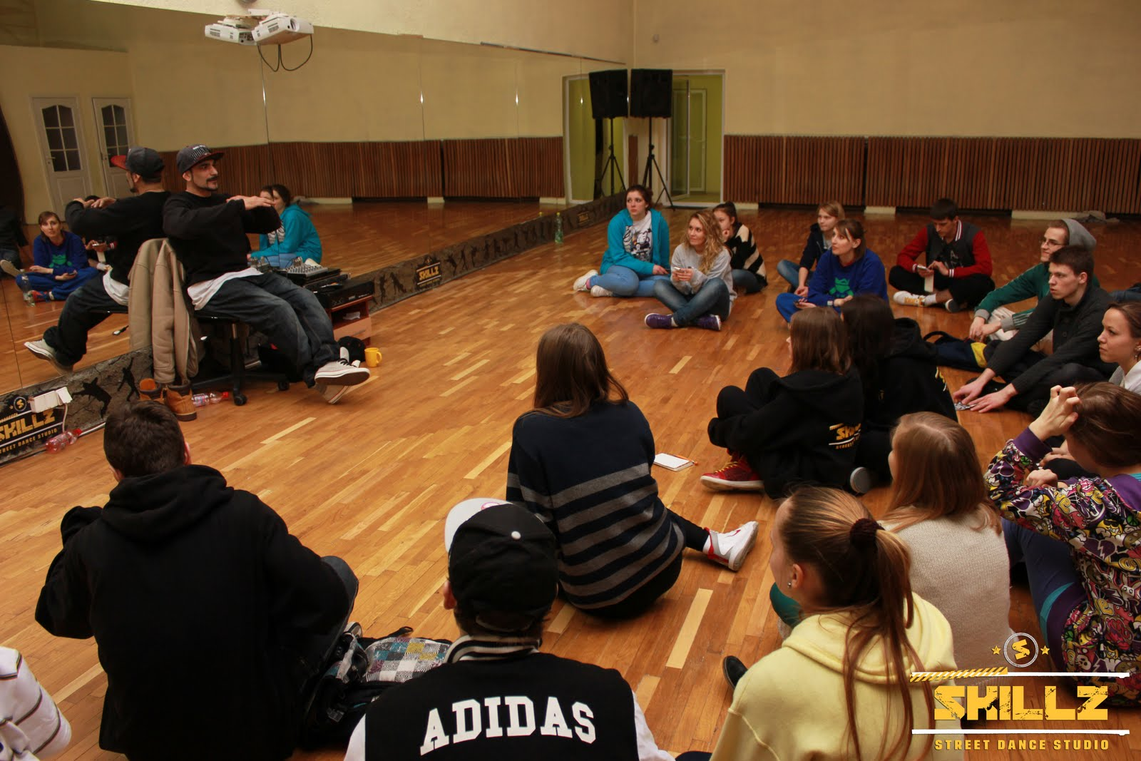 Mr. Wiggles lecture about hip hop history - IMG_2493.jpg