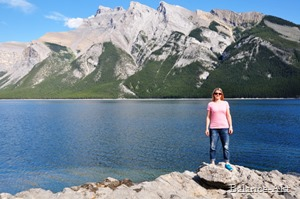 Banff_Lake Minnewanka2
