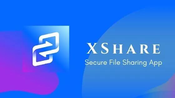 تحميل تطبيق اكس شير XShare