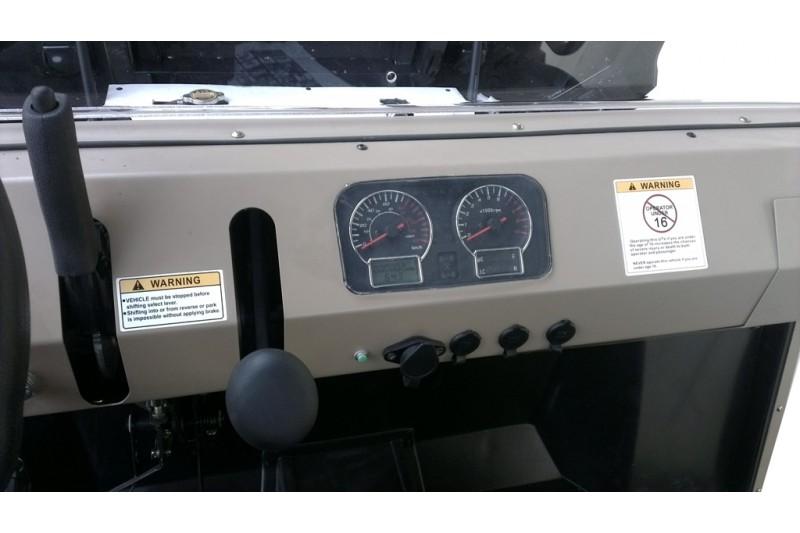 500cc Agmax Military Farm UTV Side By Side Dash
