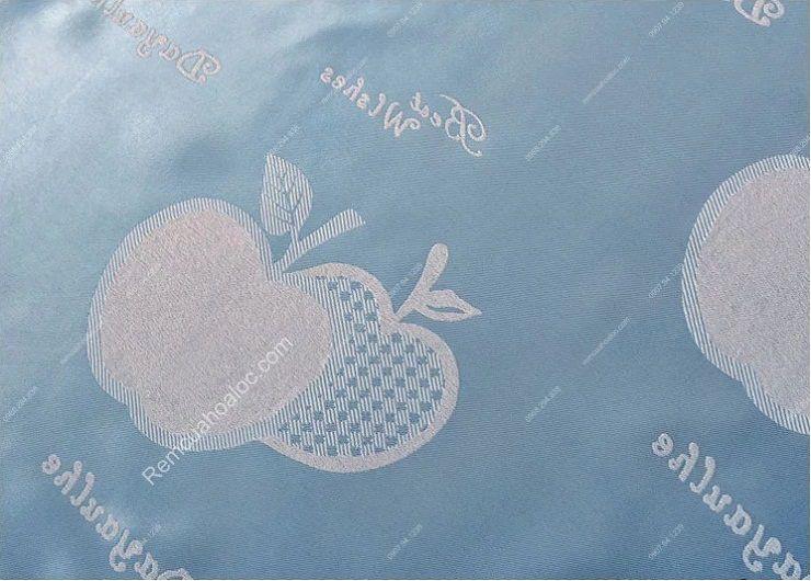 Màn cửa đẹp hà nội rèm quả táo xanh 14