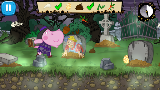 Magic school: Little witch apkmr screenshots 8