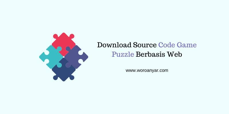 Download Source Code Game Puzzle Berbasis Web Gratis