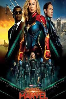 Baixar Filme Capitã Marvel - Torrent Dublado e Legendado Grátis