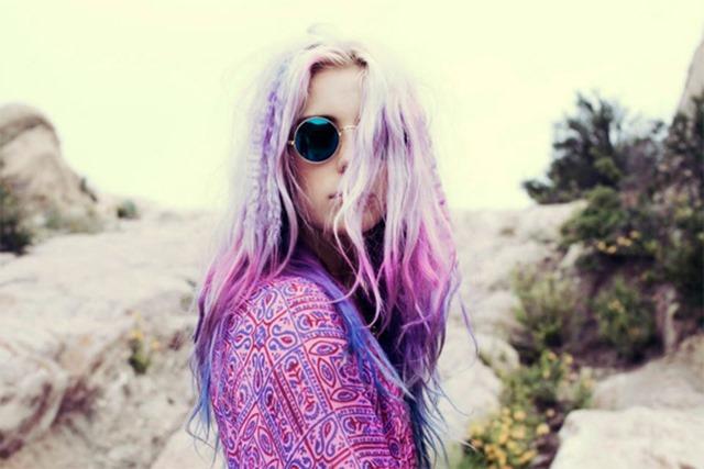 Tendência penteado BOHO- Foto: Reprodução