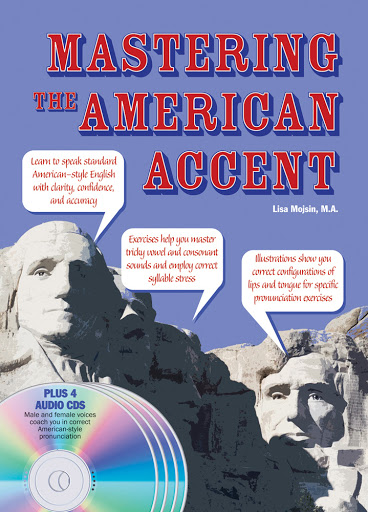 Mastering%252520the%252520American%252520Accent Download : Mastering the American Accent ( PDF + 4CDs )