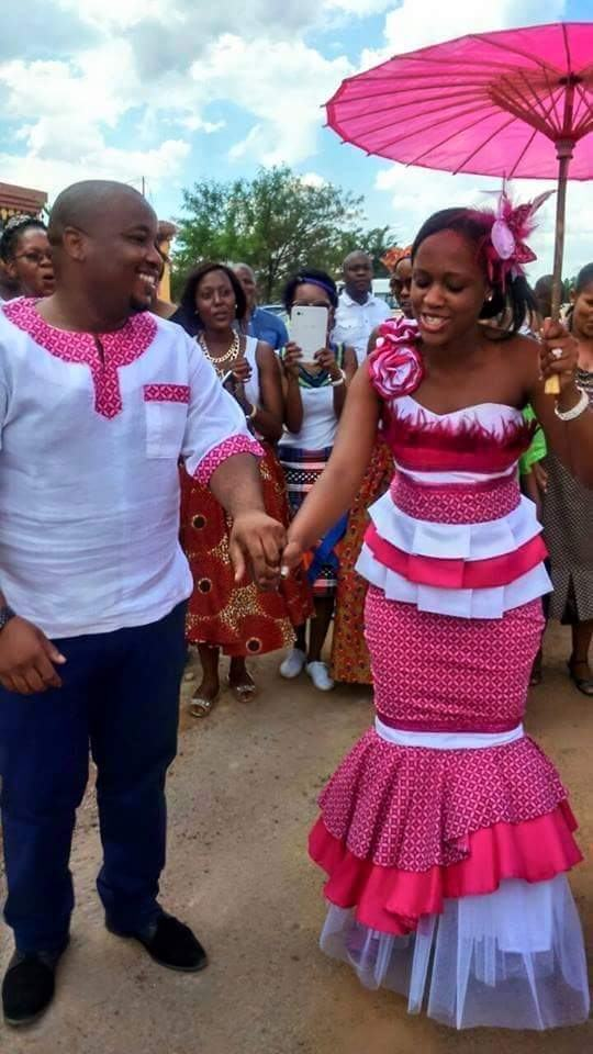 Basotho Of South Africa Dresses 2018