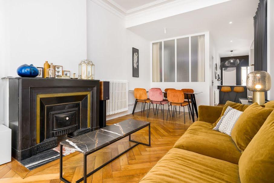 Vente appartement 3 pièces 62 m² à Lyon 7ème (69007), 425 000 €
